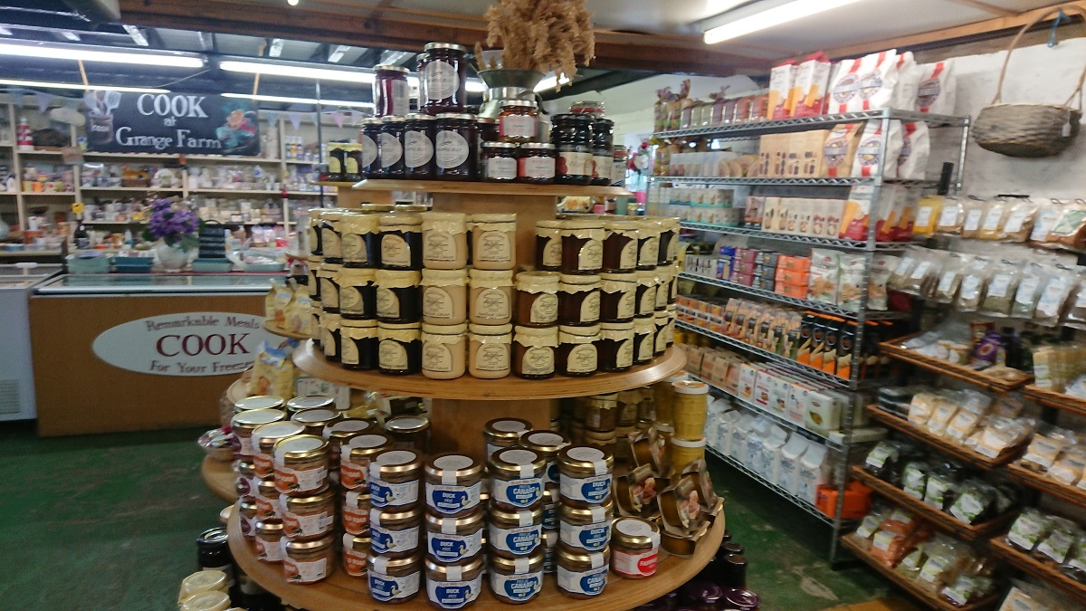 Honey, jams and preserves Chichester West Sussex