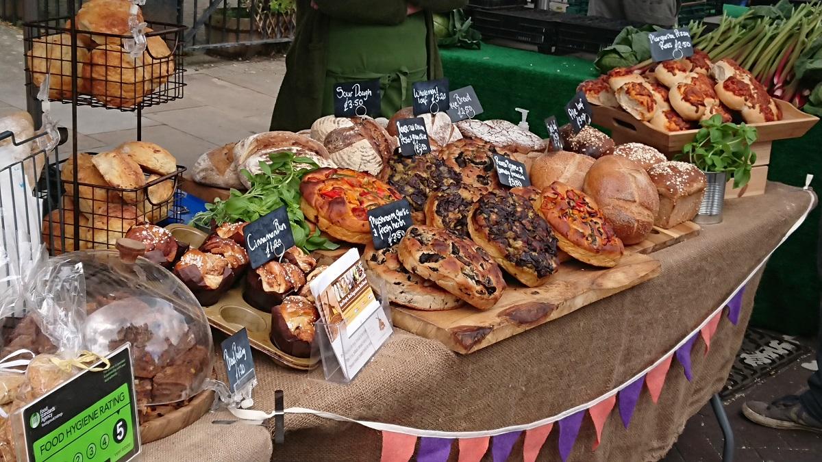 Artisan bread Emsworth Hampshire