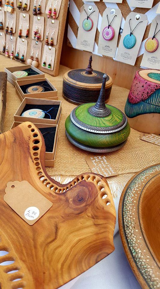 Handicraft Bude Farmers Market Cornwall